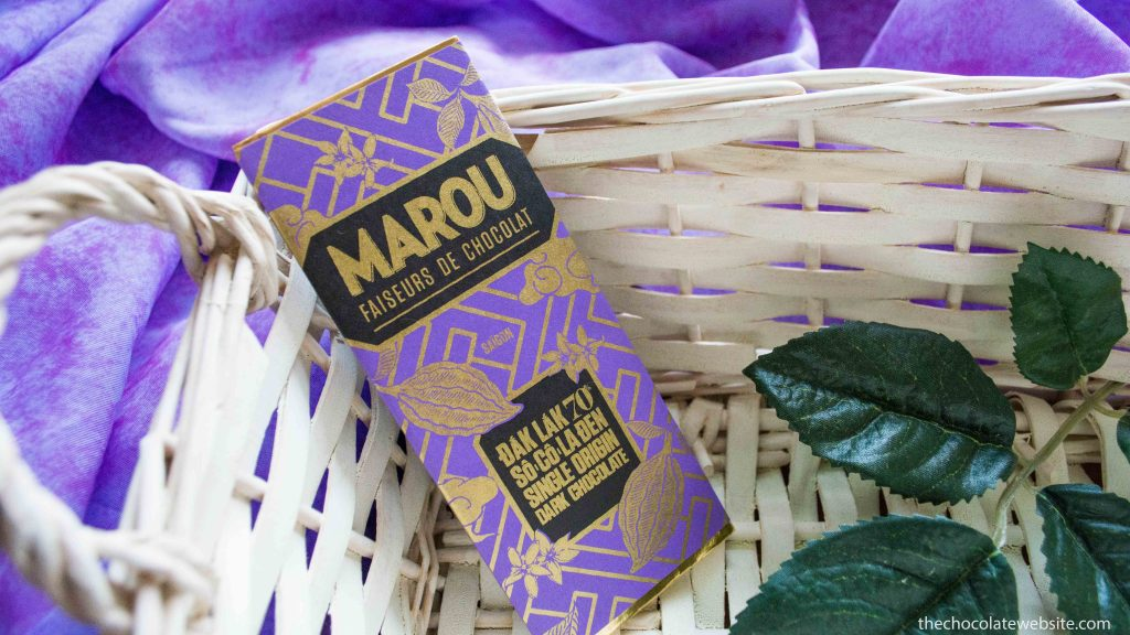 Marou Chocolate Dak Lak Vietnam