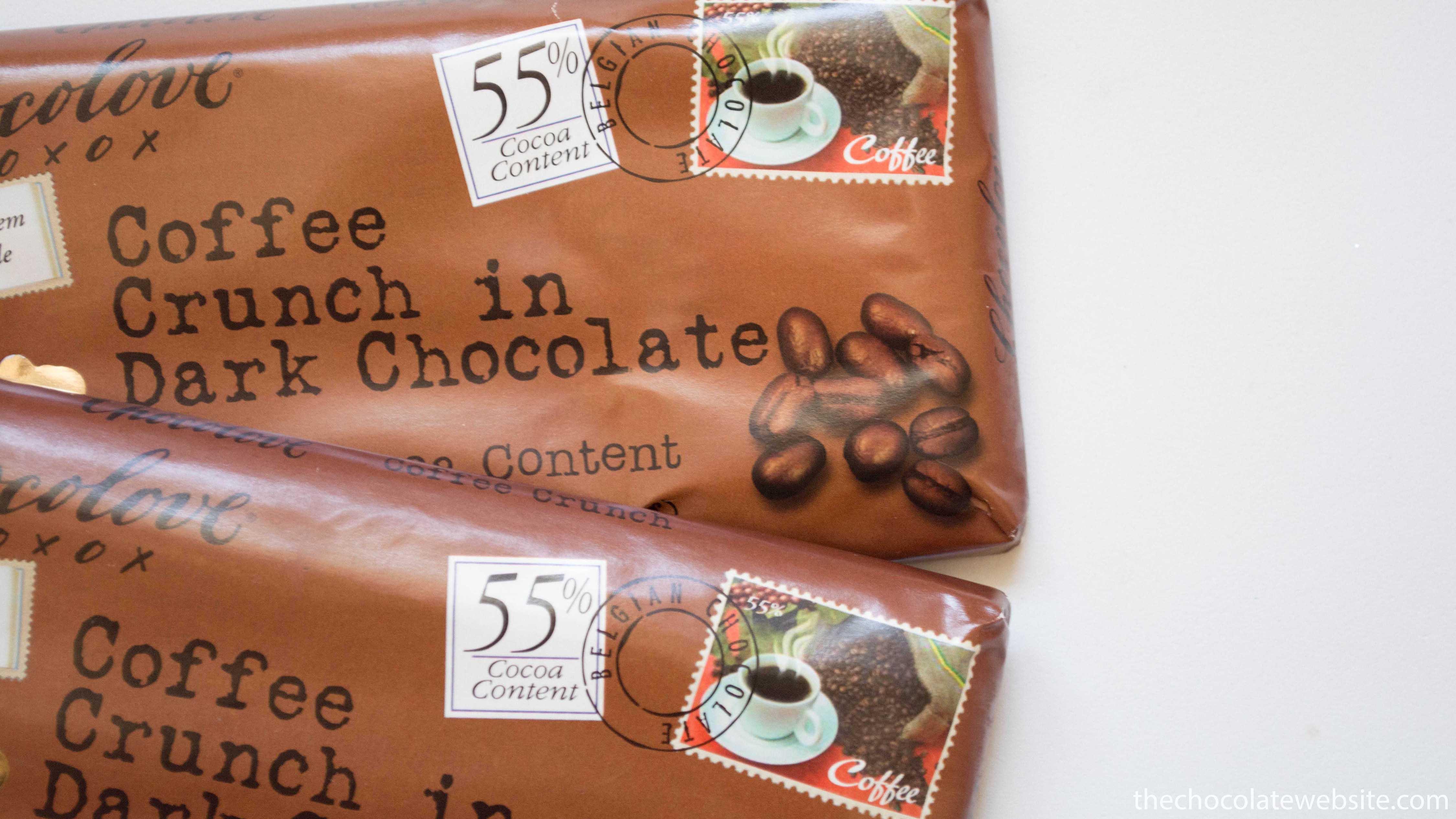 Chocolove Coffee Crunch Gallery Photo