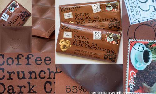 Chocolove Coffee Crunch Banner