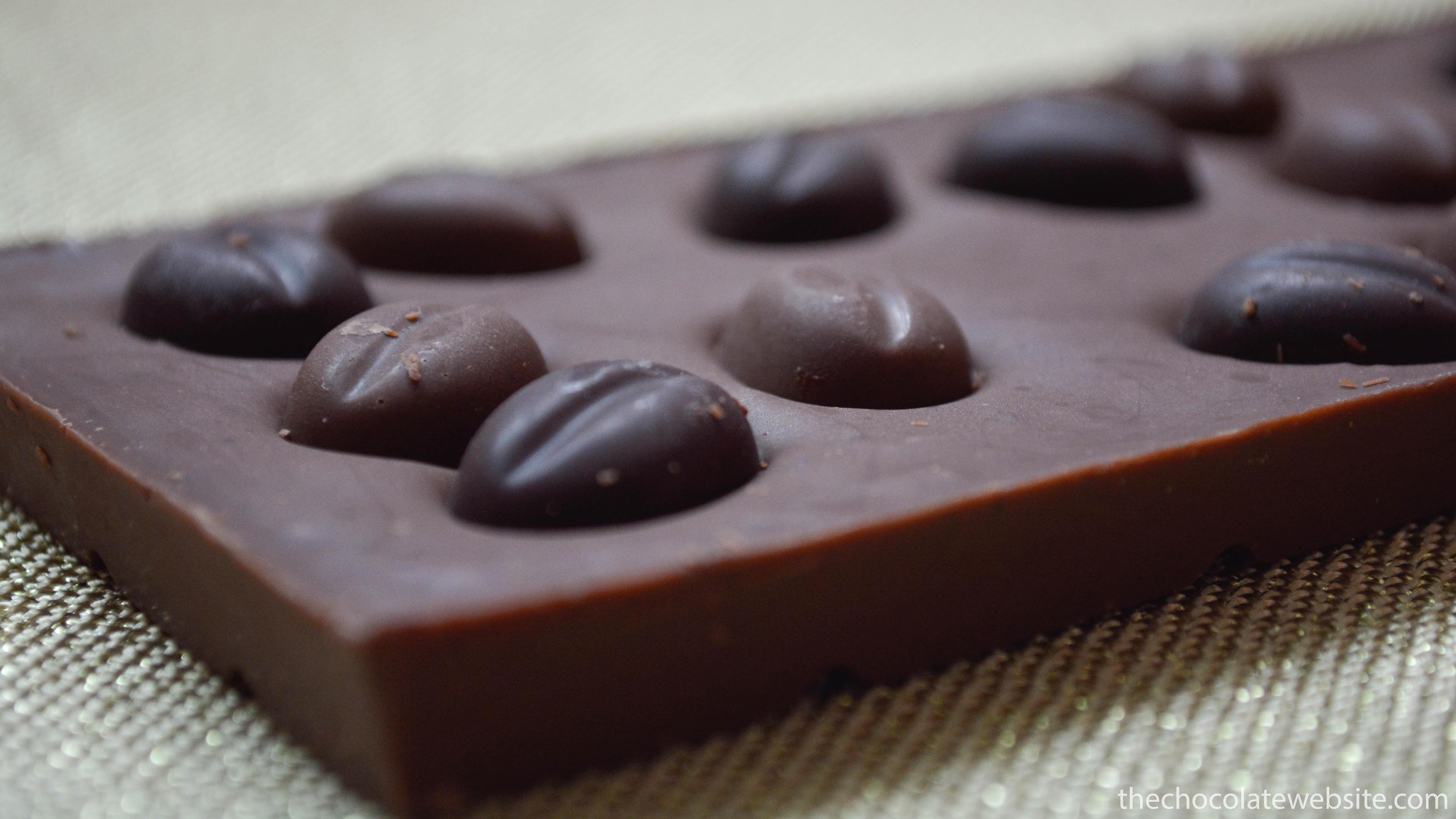 Sander Chocolatier Coffee Beans Chocolate Bar