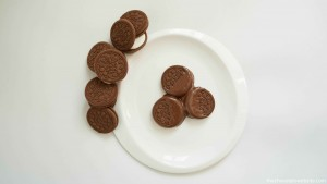 Foods Dipped in Chocolate - Oreos