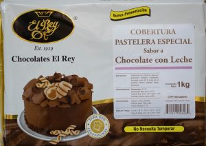 My Day with El Rey - El Rey Cobertura Milk Chocolate