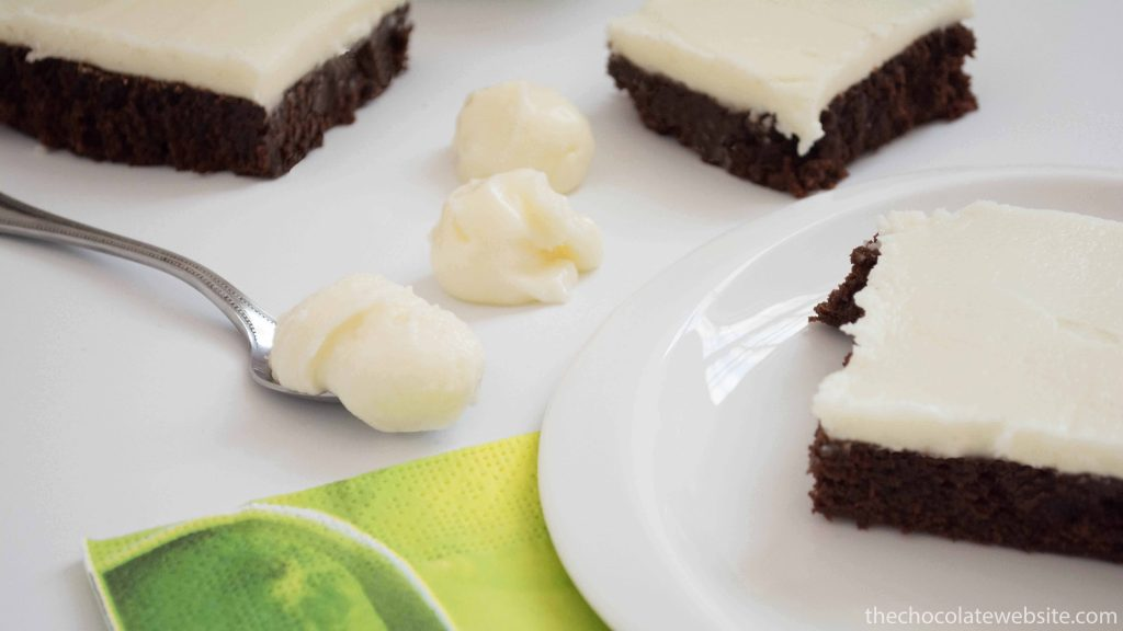 Excuses, Excuses - Brownies with Lemon Frosting