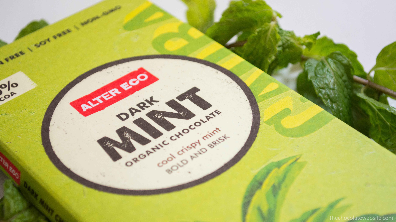 Alter Eco Organic Mint Chocolate Gallery Photo