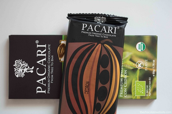 Peeling an Appealing Pacari Bar - Chocolate Wrappers