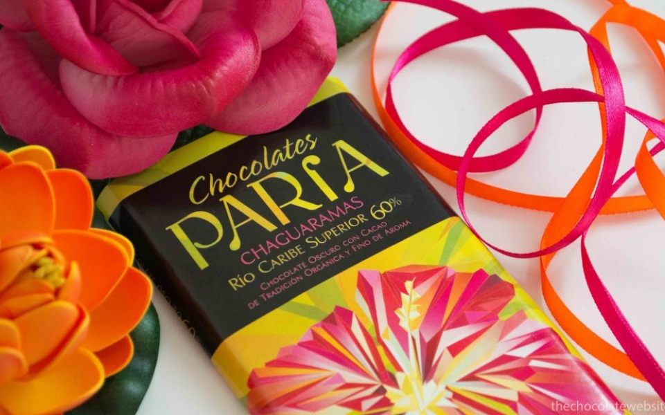 A Bright and Cheerful Chocolate - Chocolates Paria