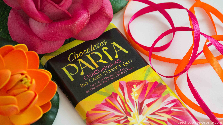 A Bright and Cheerful Chocolate - Chocolates Paria