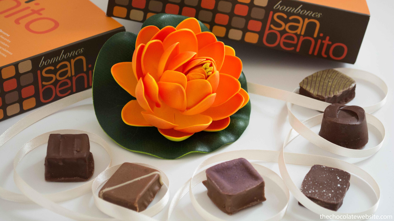 Bombones San Benito - Assorted Chocolates - Kakao