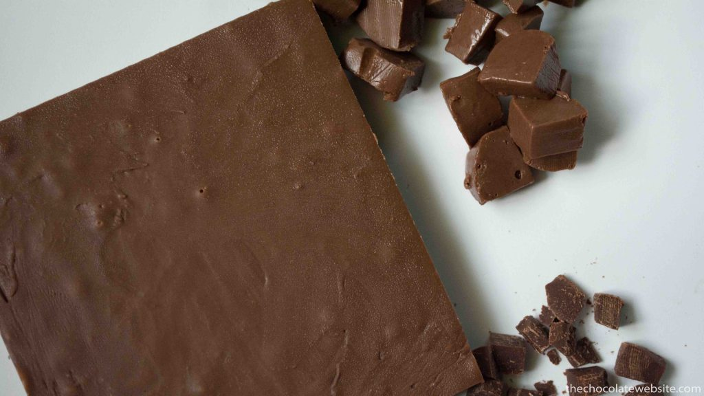 Today Involves Fudge - The Chocolate Website Photo