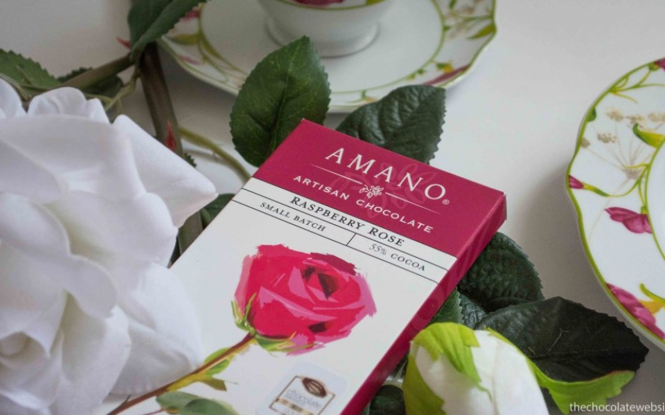 How To Strike Gold in 2016 - Amano Raspberry Rose Dark Chocolate Still Life Photo