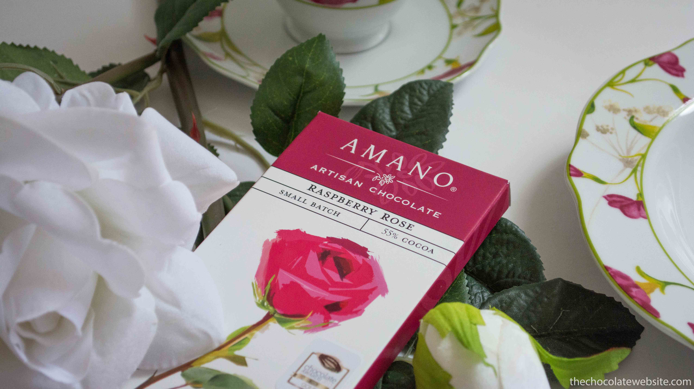 How To Strike Gold in 2016 - Amano Raspberry Rose Dark Chocolate Still Life Photo