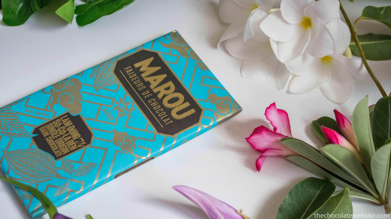 "Marou Chocolate - Vietnam - Part of ""Making Chocolate Requires Caution Tape"""
