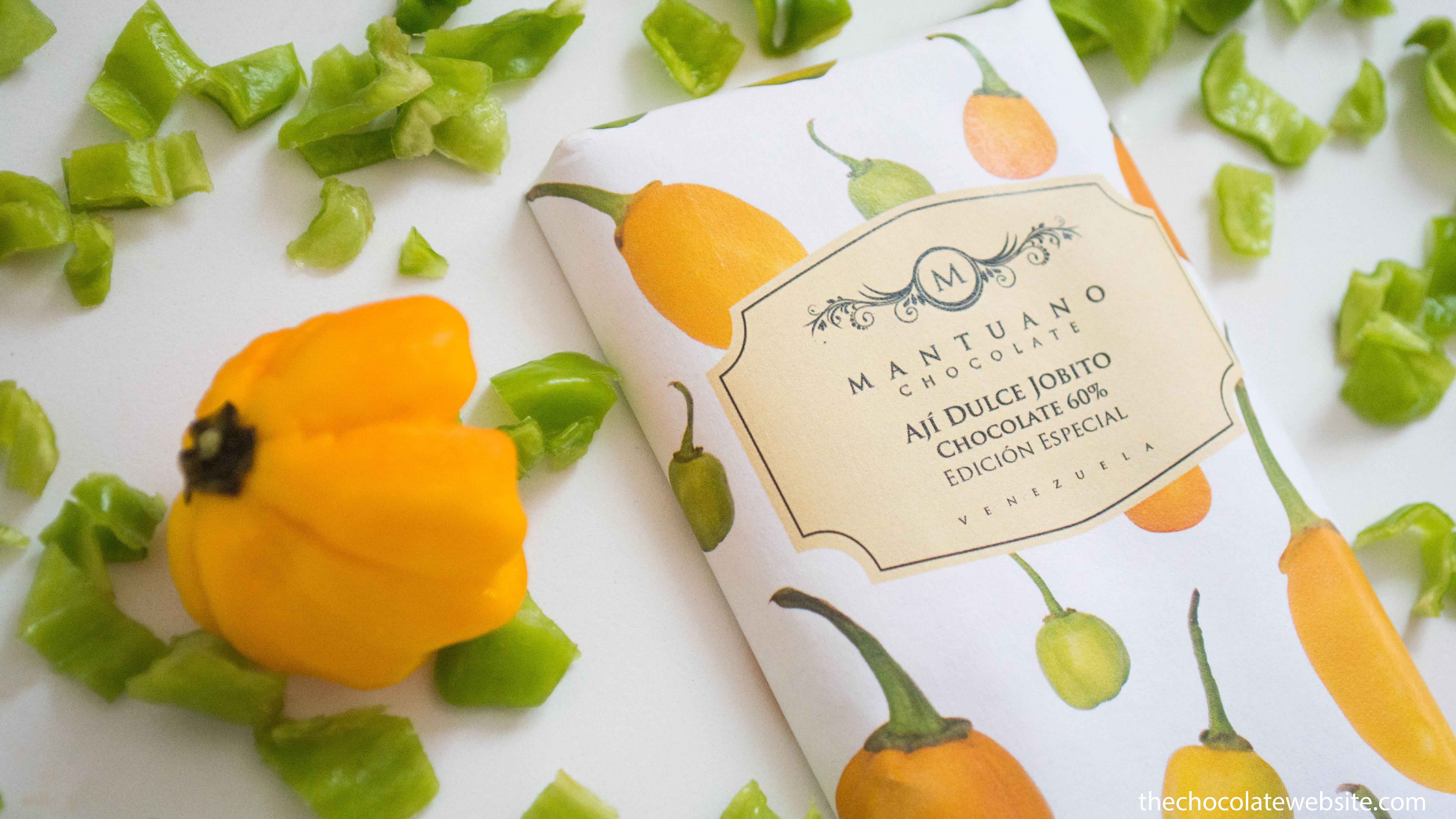 The Allure of Limited Editions Chocolate - Mantuano Aji Dulce