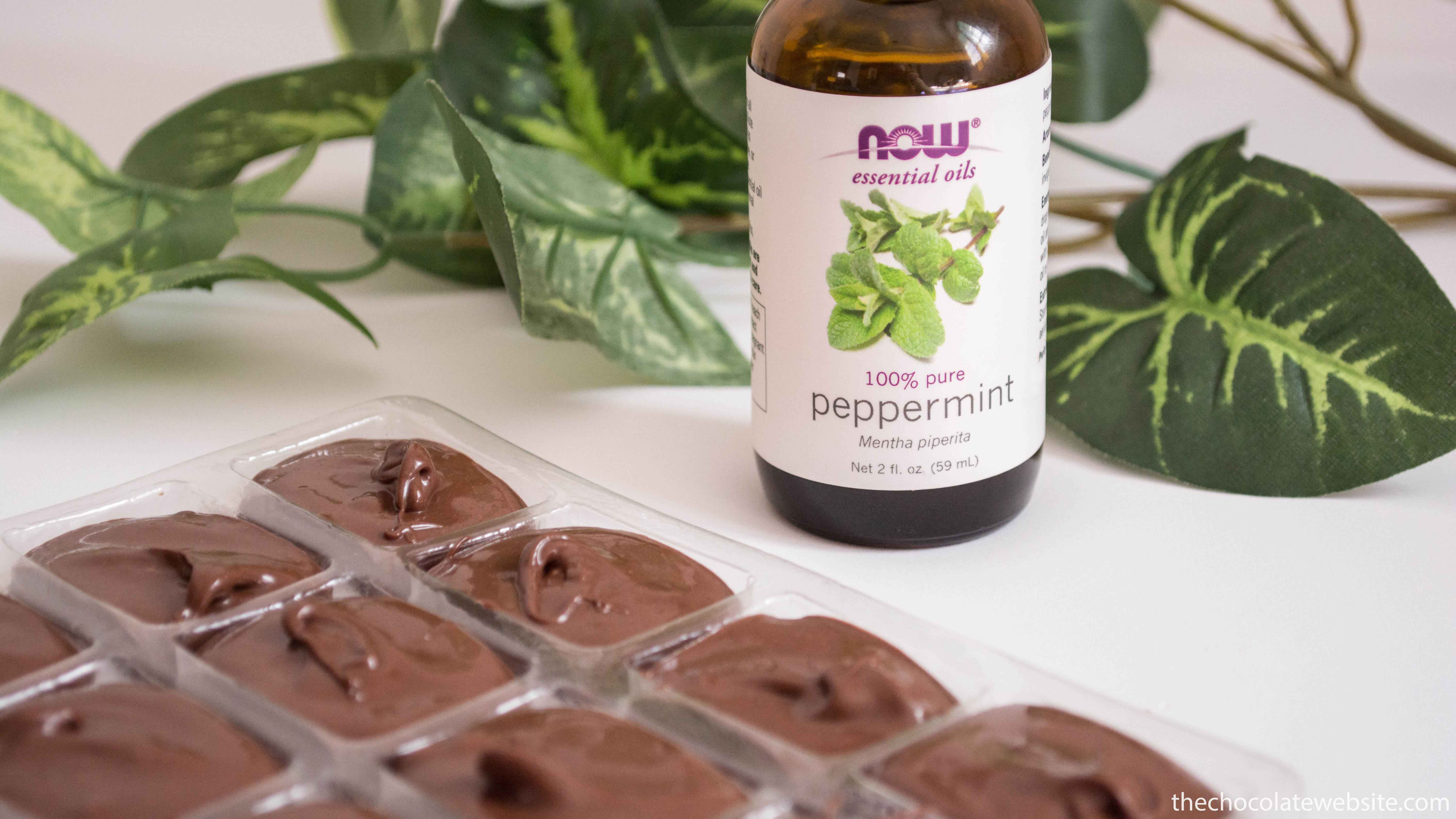 Chocolate Recycling - Homemade Mint Thins