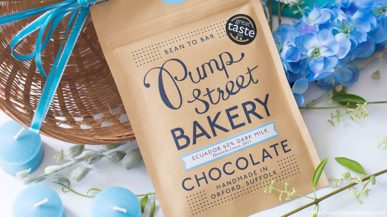 Pump Street Bakery Ecuador 60% Dark Milk Chocolate