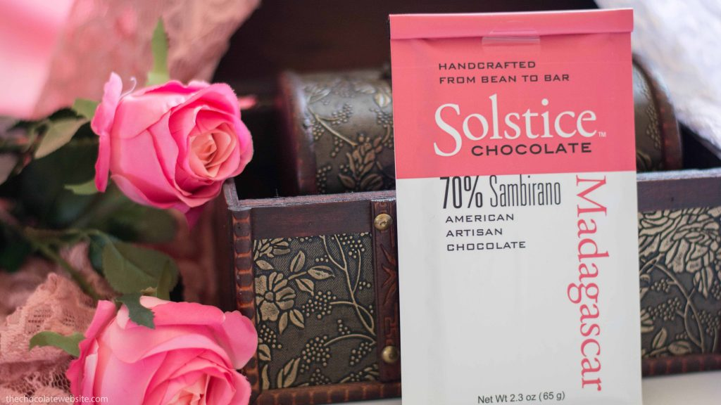 Solstice Madagascar Chocolate