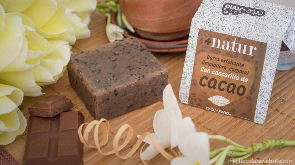 Arte Sano Cacao Pod Soap