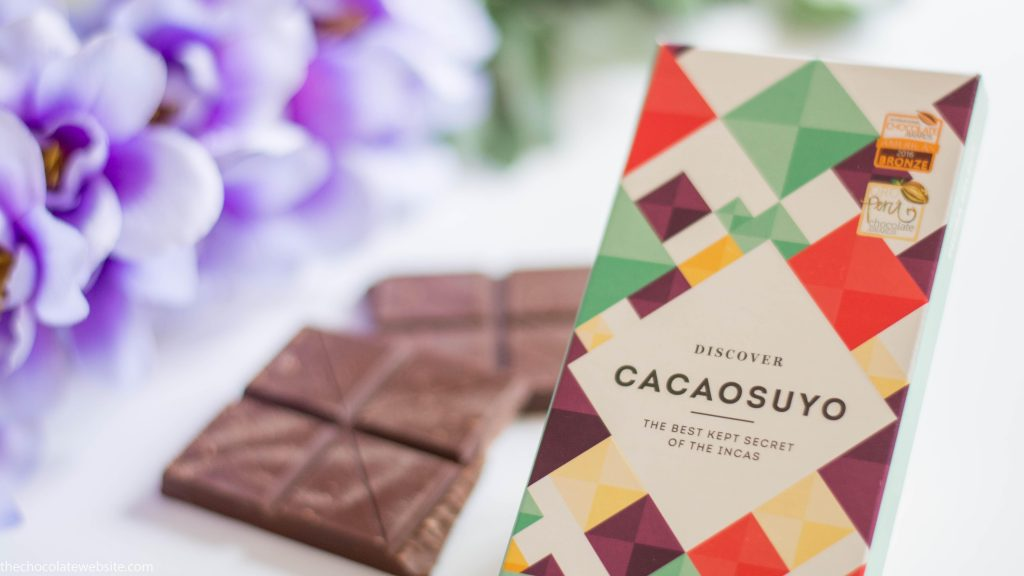 Cacaosuyo Peru Chocolate Unwrapped